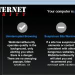Remove WebInternet Security (Removal Guide)
