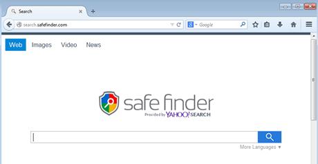 remove search.safefinder.com