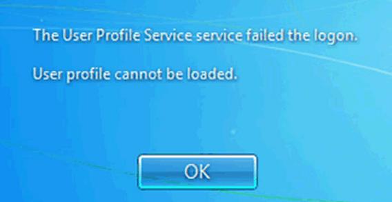 FIX: User Profile Service Failed The Logon (Solved) \u2022 Repair Windows™