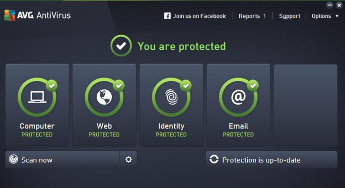 AVG free-Antivirus