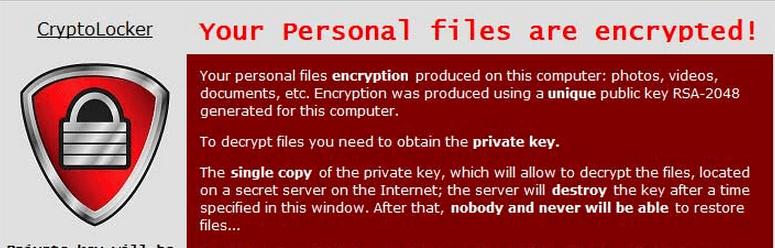 Remove Cryptolocker PClock2 ransomware encryption  • Repair