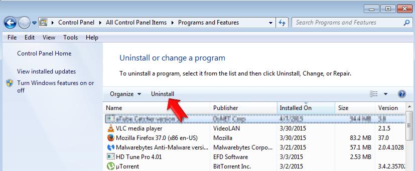 remove-program