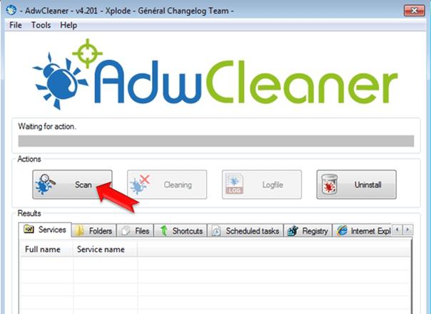 adwcleaner-scan