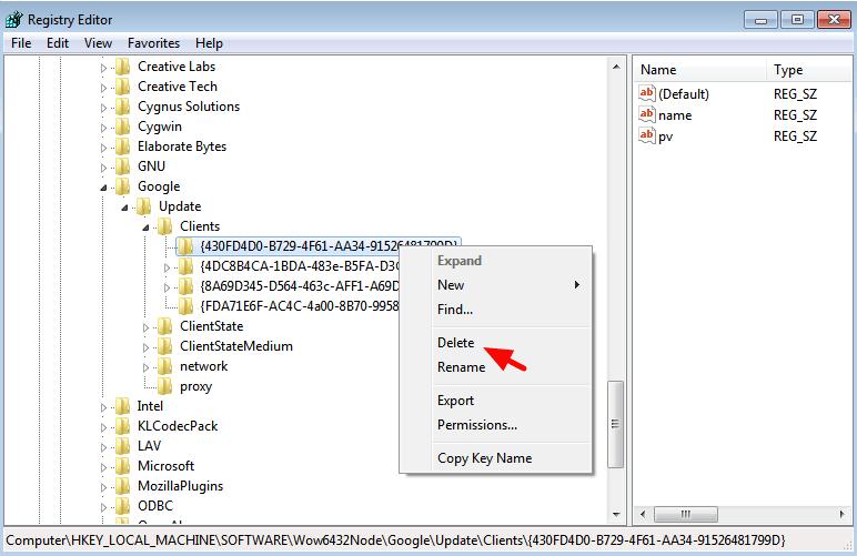 Fix: Chrome Installation Failed - Google Chrome installer