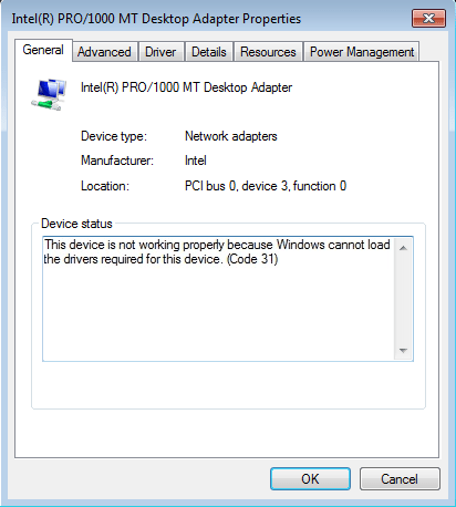 Ethernet Adapter Error Code 31 (SOLVED) • Repair Windows™