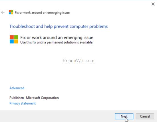 Settings or Store App Not Working in Windows 10      Repair Windows