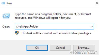 add shortcuts to desktop windows 10