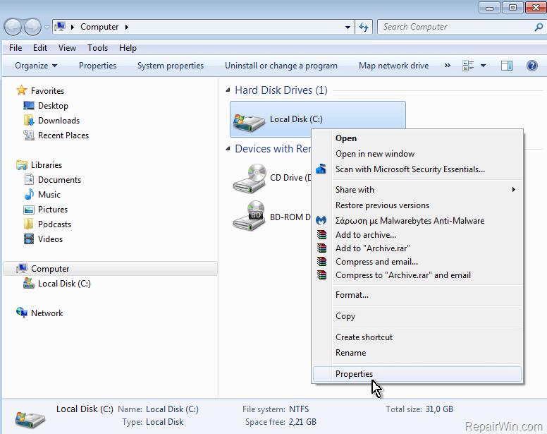 Error Code: 9C59 - Internet Explorer 11 failed to install