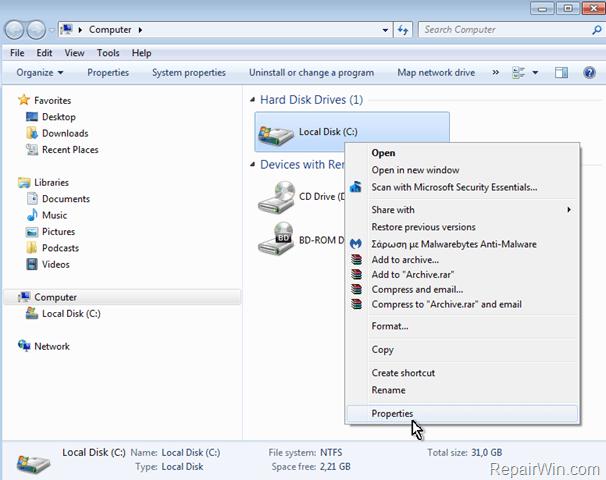 Code 9C59: Internet Explorer installation failed