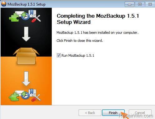 firefox backup mozbackup