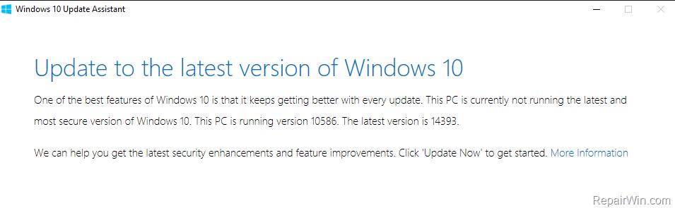 microsoft anniversary update for windows 10