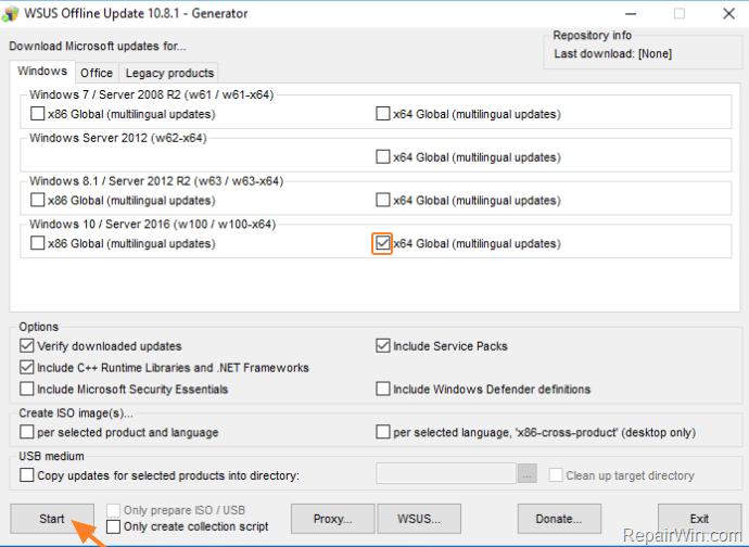 Windows Defender Offline Update For Windows 10 64 Bit Free