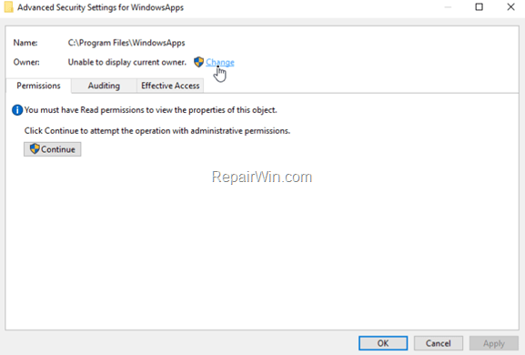 fix error deleting file