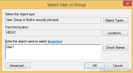 Cannot Delete a File or Folder error in Windows