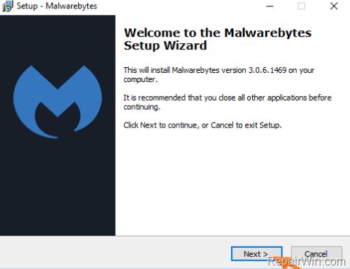 malwarebytes 3 setup