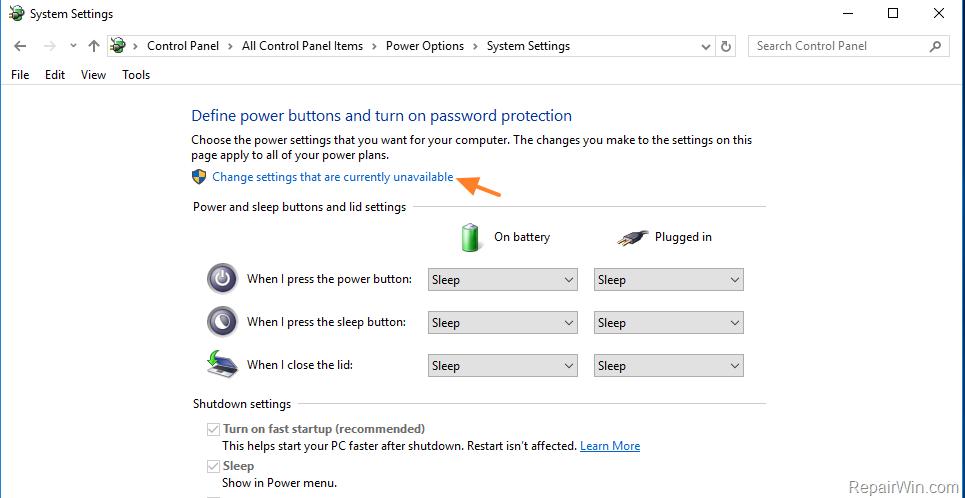 FIX: Windows 10 Not Shutdown Completely  • Repair Windows™