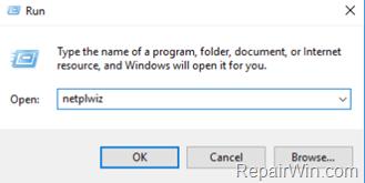 user accounts windows