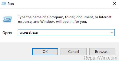FIX Windows 10 Store Error 0x803F8001 or 0x87AF000B (Solved