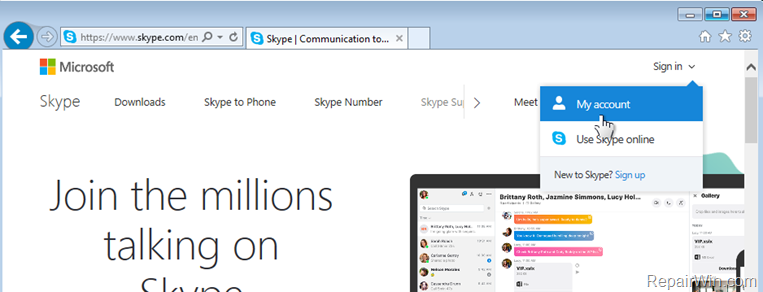 skype web plugin
