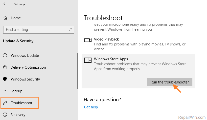 FIX: Windows Store Cache may be Damaged in Windows 10 Store Apps