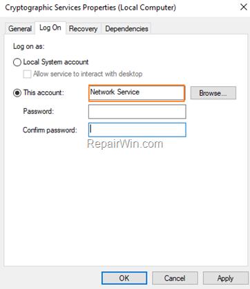 fix app has been blocked in Windows 10