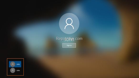 FIX: Duplicate User Names in Sign-in Screen Windows 10