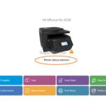 FIX: HP Smart  Error – Printer Status unknown (Solved)