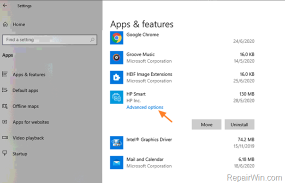 FIX: Printer Status unknown on HP Smart app