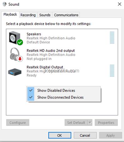 Enable HDMI DIgital Output