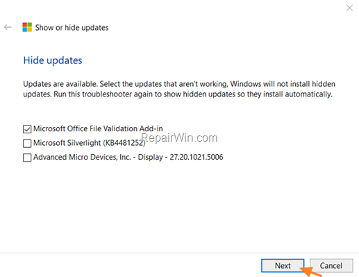 Hide Microsoft Office File Validation Add-in for Office 2007