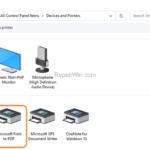 How to Install Microsoft Print to PDF Printer on Windows 10.