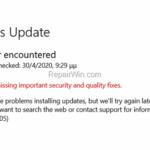 FIX: 0x80080005 in Windows 10 Update (Solved).