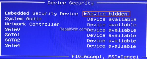 FIX: HP SLOW RESTART