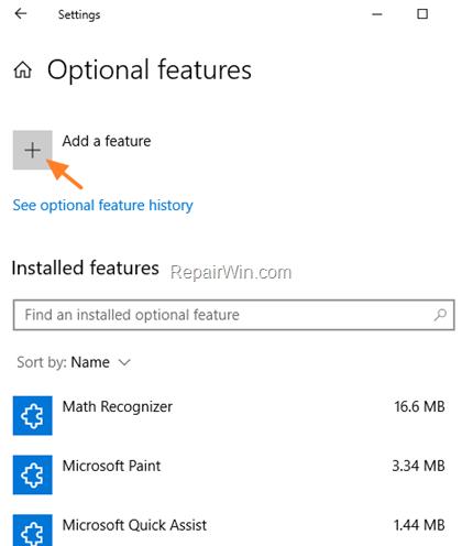 Install Internet Explorer 11 Windows 10