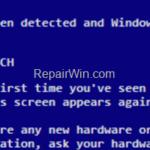 FIX: APC_INDEX_MISMATCH BSOD Error in Windows 10 (Solved)