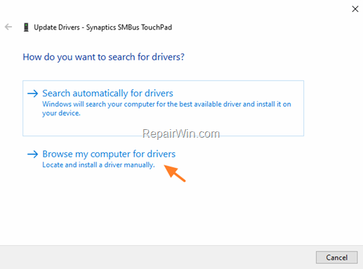 How to install Precision Touchpad Drivers in Windows 10.
