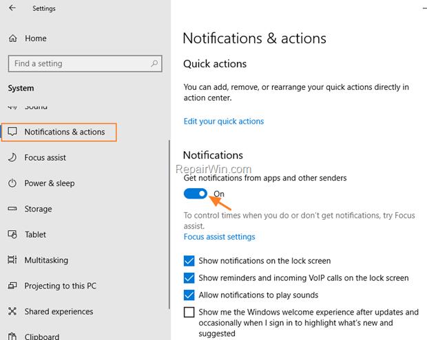 FIX: SNIP & SKETCH Not Working on Windows 10